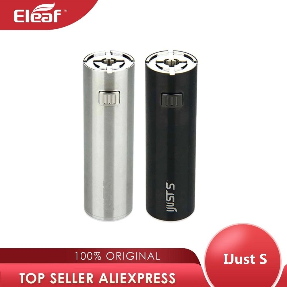 Original Eleaf IJust S Battery 3000mAh Max 50W  Electronic Cigarettes Vape Battery Mod for IJust S Atomizer Vs IJust 3 / ego aio