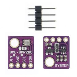 New BME280 Digital Sensor Temperatur Feuchtigkeit Luftdruck Sensor Modul I2C SPI 1,8-5 V GY-BME280 5V