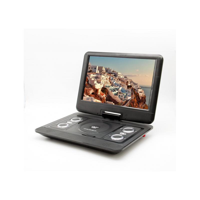 Tragbare Dvd-Player Eplutus LS-130T c digital tuner DVB-T2 14,1 1440х1080 BATTERIE 2400 mah