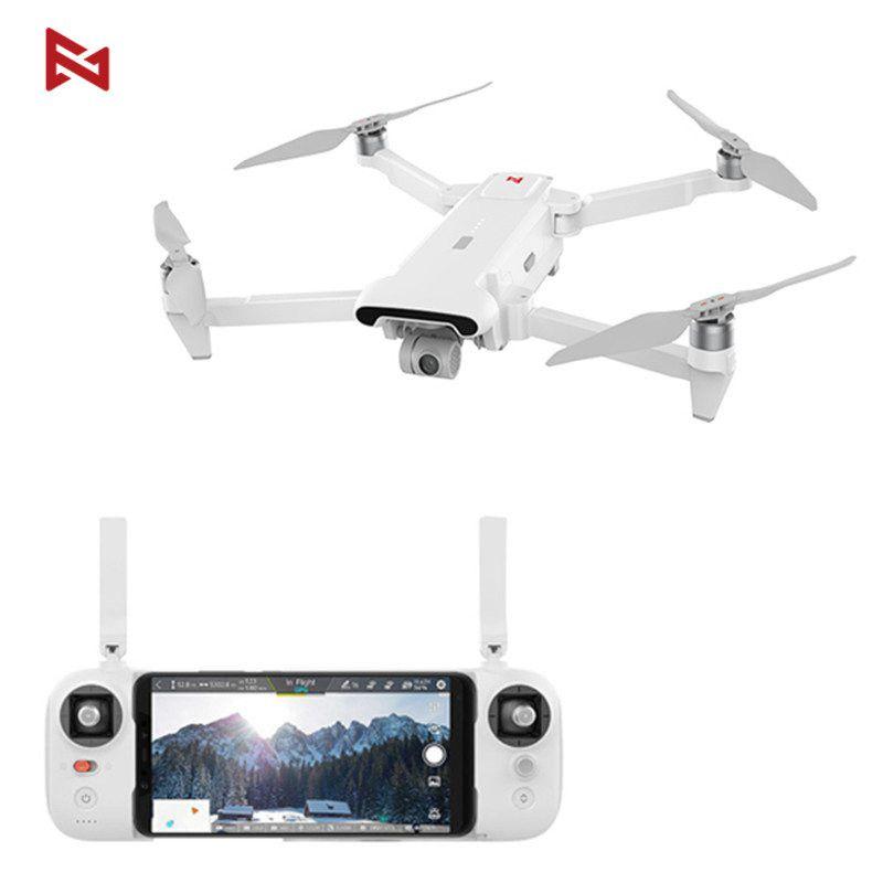 FIMI X8 SE 5KM FPV Mit 3-achsen Gimbal 4K Kamera GPS 33 minuten Flugzeit RC drone Quadcopter RTF