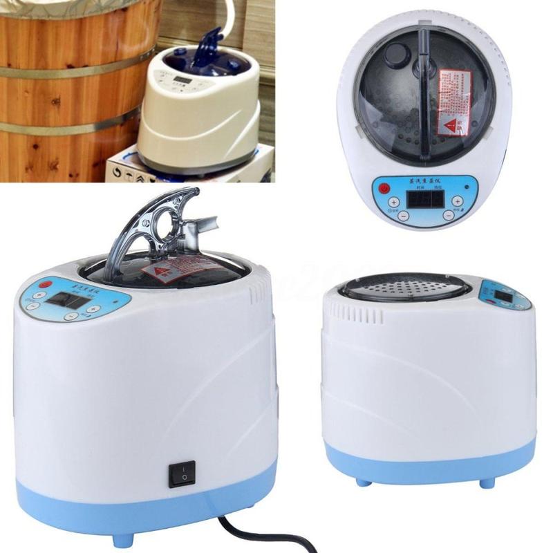 Sauna Generator Für Sauna Dampf Generator 2L Begasung Maschine Hause Dampfer Therapie Geeignet für fässer küche heizung