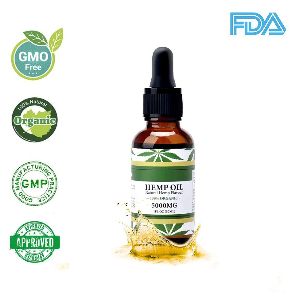 Huile essentielle d'aromathérapie huile de graines de chanvre bio Anti-inflammatoire naturel Massage de soins de la peau Spa Anti-douleur Anti-anxiété