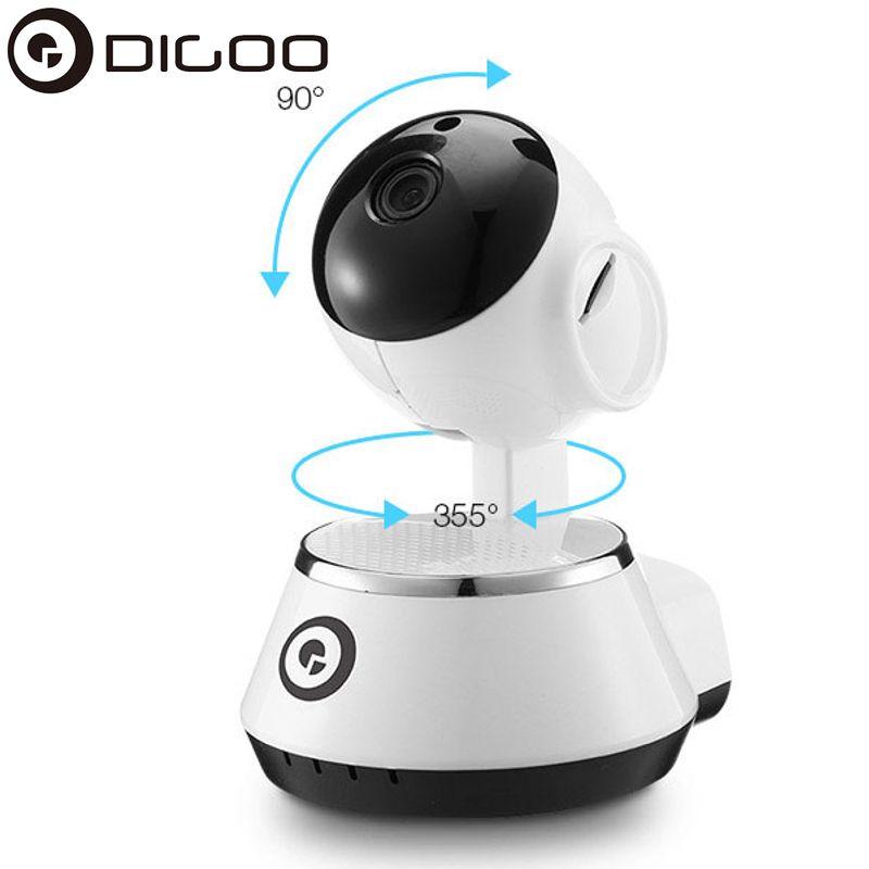 DIGOO BB-M1 sécurité à domicile caméra IP 720P sans fil intelligent WiFi caméra WI-FI enregistrement Audio Surveillance bébé moniteur HD caméra de vidéosurveillance