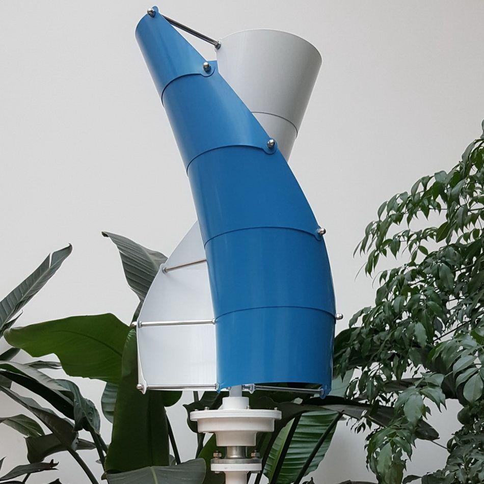 Maglev Wind Turbine Generator 400 W Vertikale Achse wind generator hohe effizienz geräuscharm 500 W 600 W Maglev windmühle