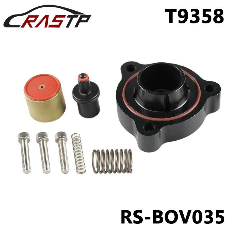 RASTP-T9358 Blow off Valve BOV Diverter Valve Fit for Mercedes Benz/Ford/Volvo/Proton/Infiniti RS-BOV035