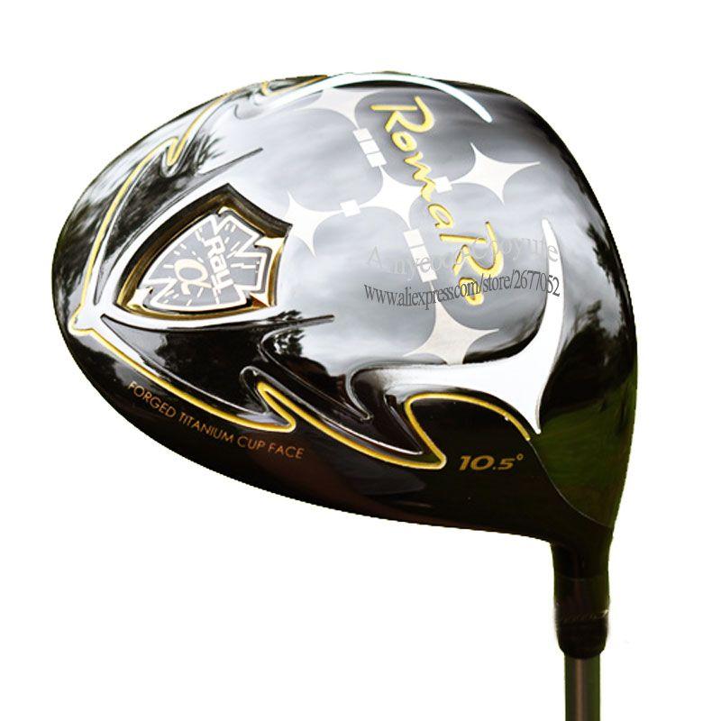 Nouveau Golf clubs RomaRo Ray a Golf pilote 9.5 or10.5 Loft Clubs pilote Graphite arbre R ou S Golf arbre Cooyute livraison gratuite
