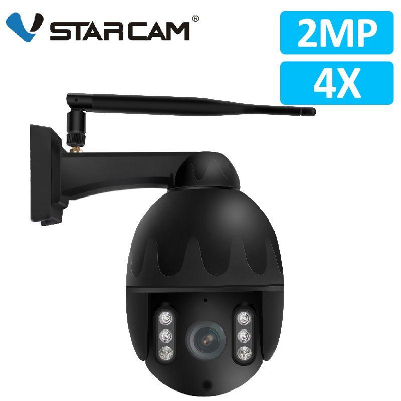 Vstarcam 1080P 4X Zoom IP Kamera Wifi Outdoor IP66 Wasserdichte IR Vision PTZ Speed Dome CCTV Überwachung Sicherheit Kamera PTZ Cam