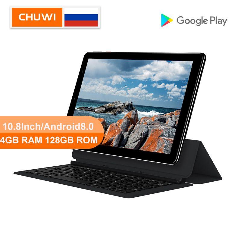 CHUWI Original Hi9 Plus Tablet PC MediaTek Helio X27 Deca Core 2K Bildschirm 10,8 Zoll 4GB RAM 128GB ROM Android 8.0 Dual 4G Tablet