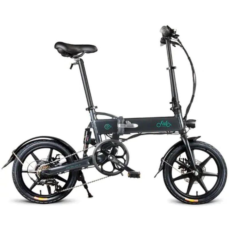 [EU Direkt] FIIDO D2S Verschiebung Version 36V 7.8Ah 250W 16 Zoll Klapp Moped Fahrrad 25 km/h Max 50KM Laufleistung Elektrische Fahrrad
