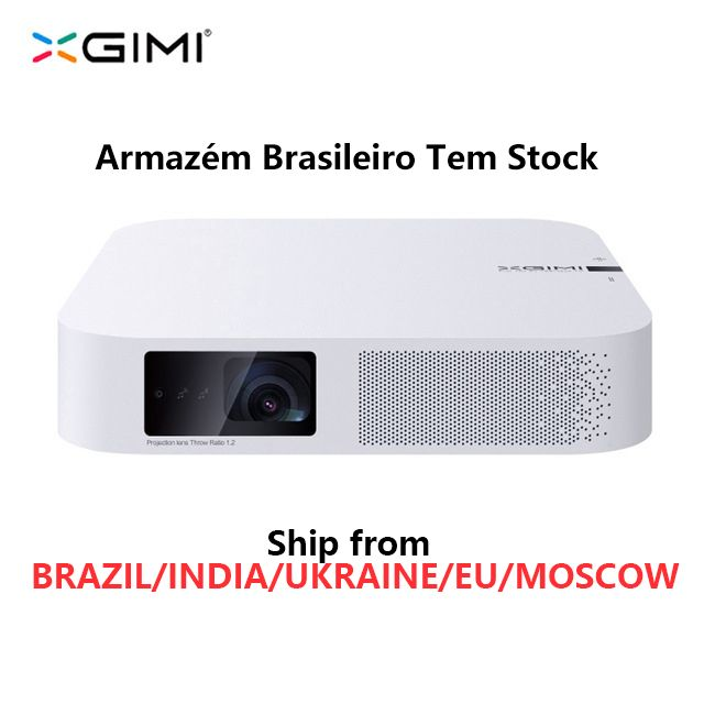 Smart Projektor XGIMI Z6 Polar 1080P Volle HD 700 Ansi Lumen LED DLP Mini Projektor Android 6.0 Wifi Bluetooth Smart hause Theat
