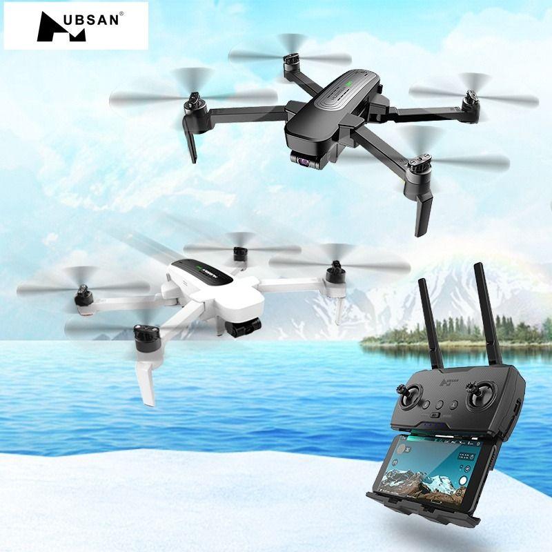 Original Hubsan H117S Zino GPS 5,8G 1KM Faltbare Arm FPV mit 4K UHD Kamera 3-Achse gimbal RC Drone Quadcopter RTF Hohe Geschwindigkeit