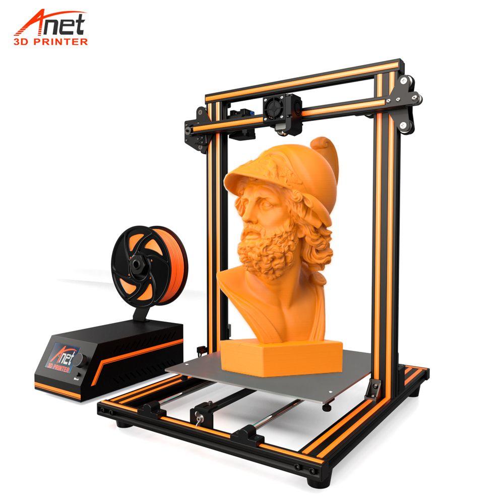 2019 Anet E12 E16 Adler Serielle 3D Drucker mit 300*300*400mm Große Druck Größe Impressora 3D drucker Neue Arrial