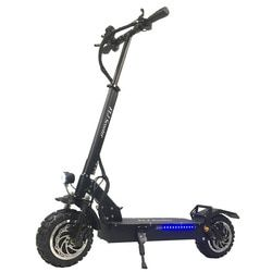 FLJ 11inch Off Road Electric Scooter 60V 3200W  Strong powerful New Foldable Electric Bicycle bike motorcycle scooters