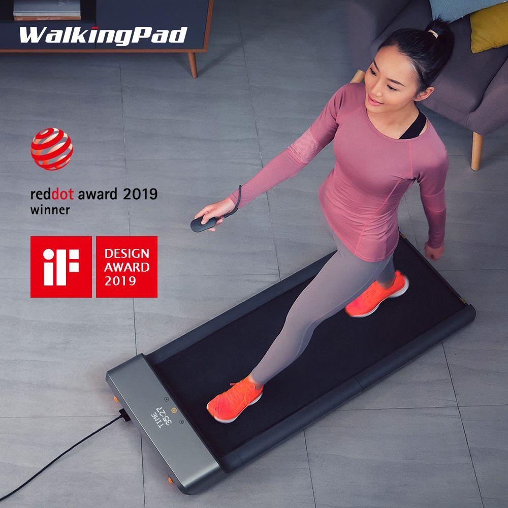 Xiaomi Mijia WalkingPad Laufband A1 Elektrische Fitness Ausrüstung Smart Faltbare Automatische Geschwindigkeit Control Laufmaschine