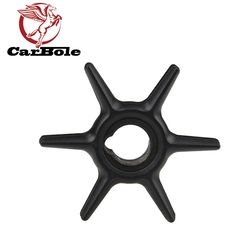 CarBole Water Pump Impeller For Mercury 47-42038 47-42038-2 47-42038Q02 18-3062 4.8-9.9-10-15 HP Outboard Engine Impeller Parts