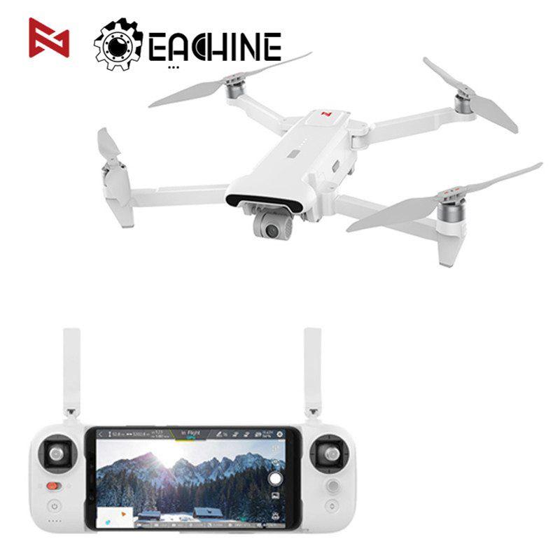 FIMI X8 SE 5KM FPV Mit 3-achsen Gimbal 4K Kamera GPS 33 minuten Flugzeit RC faltbare Drone Quadcopter RTF Professionelle