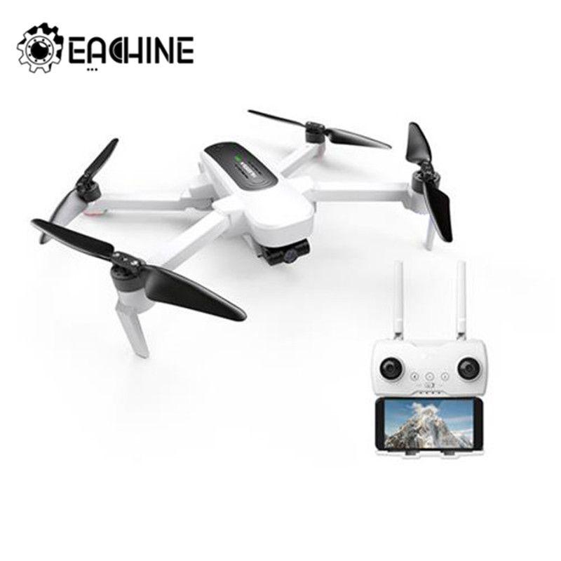Hubsan H117S Zino GPS 5G WiFi 1KM FPV mit 4K UHD Kamera 3-Achsen Gimbal RC drone Quadcopter RTF Schwarz/Weiß