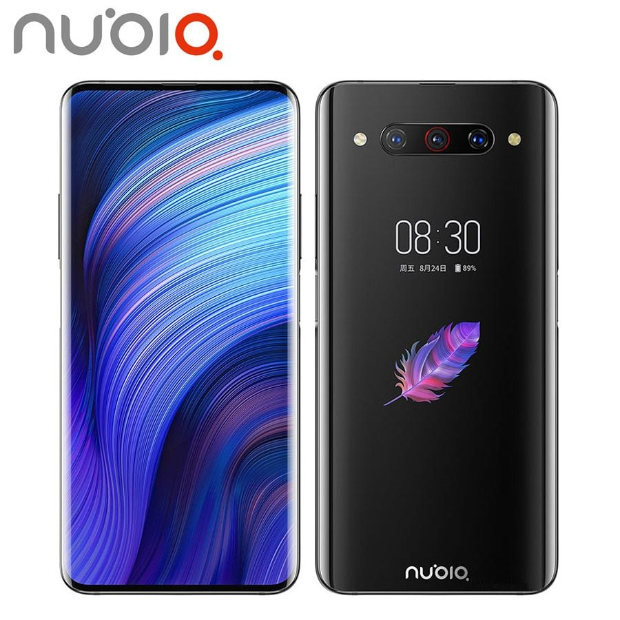 EU Version ZTE Nubia Z20 Dual SIM Handy 48MP 8GB RAM 128GB ROM Snapdragon855 + 6,42