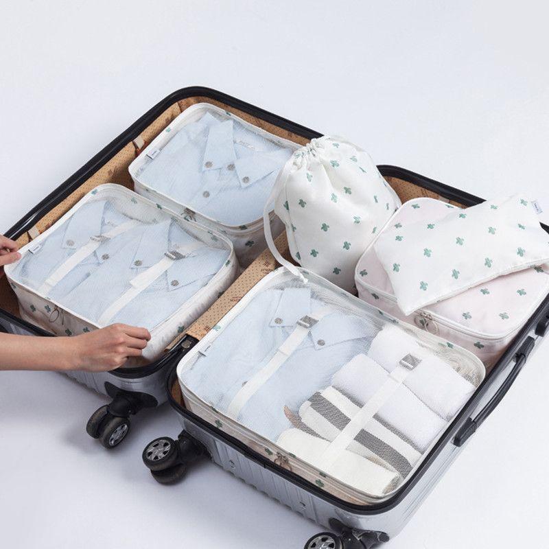 Les sacs de voyage de Mihawk place le Cube d'emballage imperméable à l'eau