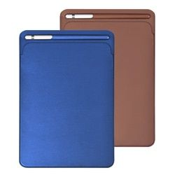 New sleeve leather case with a pencil slot design,  for Apple  iPad Pro 9.7 , 10.2 ,10.5 , 11 inch, Cover for iPad Air 3