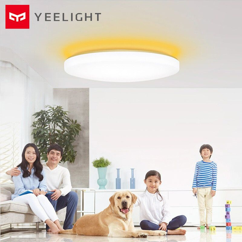 Yeelight JIAOYUE 650 LED Smart Ceil Licht WiFi/Bluetooth/APP Smart Control Umliegenden Umgebungs Decke Licht 200- 240V