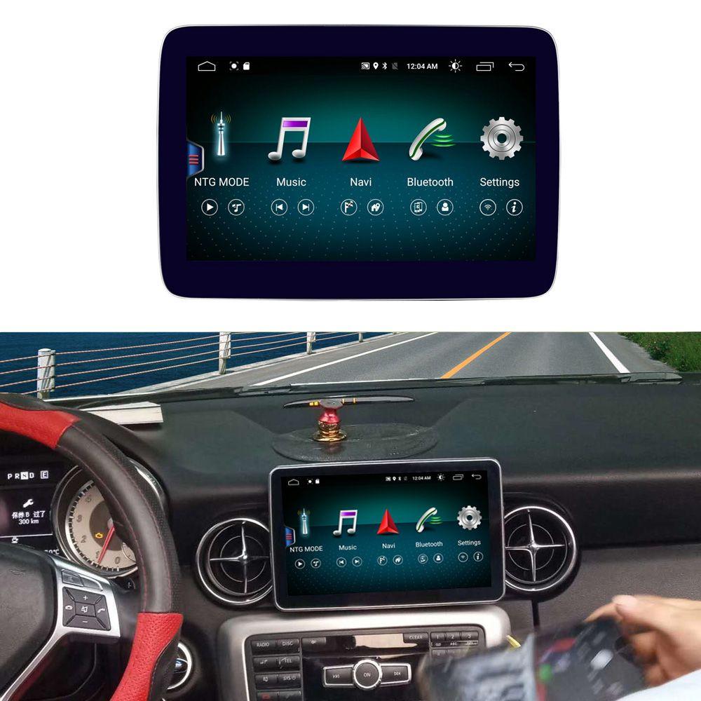 8,4 zoll 4 + 64G Android Display für Mercedes Benz SLK Klasse R172 2011-2015 Auto Radio Bildschirm GPS Navigation Bluetooth Touchscreen