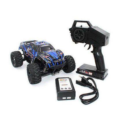 RC auto Remo Hobby Smax 1:16 4WD RH1631 monster auf die mit влагозащитой Elektronik