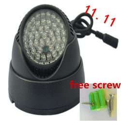 48 LED IR illuminator CCTV Infrared Night Vision For Surveillance indoor Camera  850nm ip camera dome