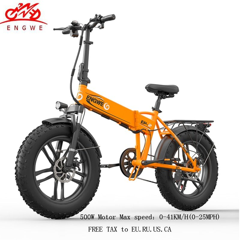 Elektrische fahrrad 48V10A Elektrische 20 4,0 Fett Reifen ebike Aluminium Klapp 500W Leistungsstarke elektrische Fahrrad Berg/Schnee /strand e bike