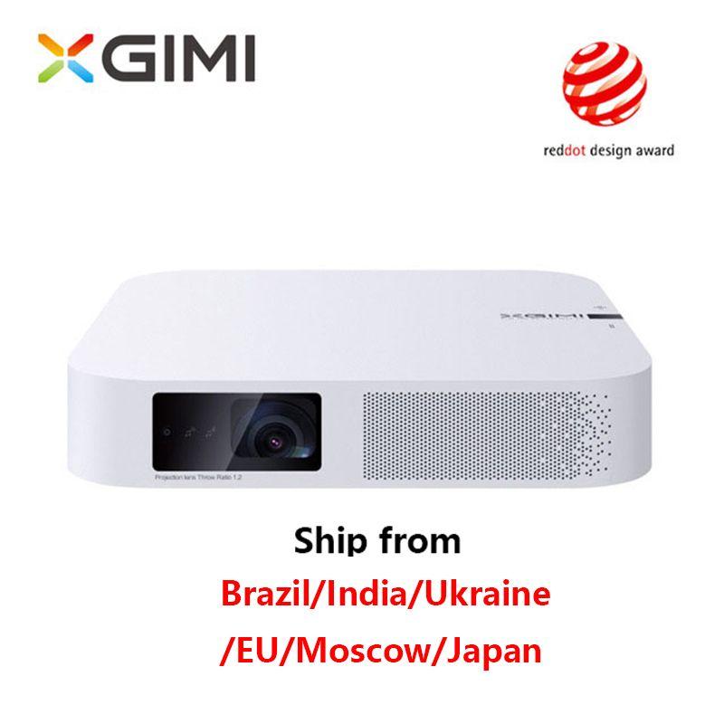 XGIMI Z6 Polar Mini tragbare smart home theater 3D Android 6.0 wifi 1080P Full HD Home Cinema Bluetooth projektoren