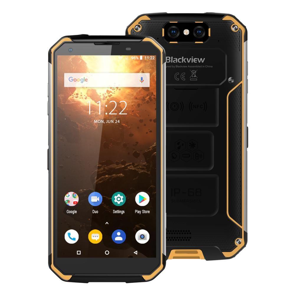 Blackview BV9500 plus smartphone p70 Octa Core 5,7