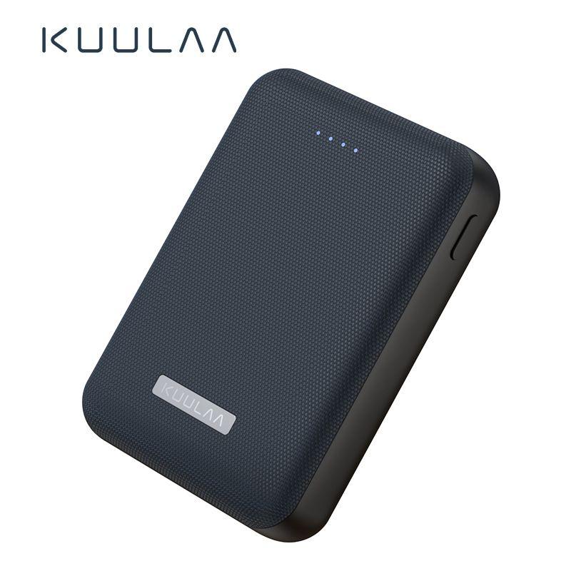 KUULAA batterie externe 10000 mAh Portable chargeur de batterie 10000 mAh double USB mi ni chargeur de batterie externe pour Xiao mi 8 appauvrbank