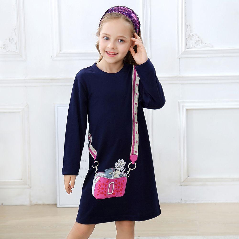 Sauteur mètres fille robe réversible paillettes enfants robes pour filles vêtements automne hiver bébé robe noël princesse Costume