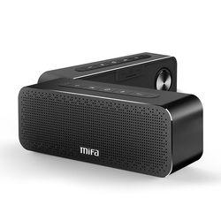 MIFA A20 Bluetooth Speaker Portable Logam Super Bass Speaker Nirkabel Bluetooth4.2 3D Digital Suara Pengeras Suara Handfree Juga MIC Tws