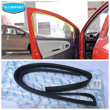 For Geely LC Cross GC2-RV GX2 Emgrand Xpandino Panda Pandino GC2 ,Car window glass rubber seal