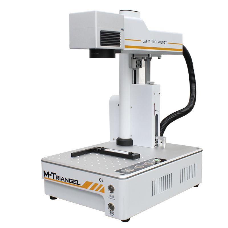 Laser Trenn Maschine Für iPhone X XS Max 8 8 + Bildschirm Zurück Glas Remover LCD Rahmen Reparatur Metall DIY laser Kennzeichnung Automatische