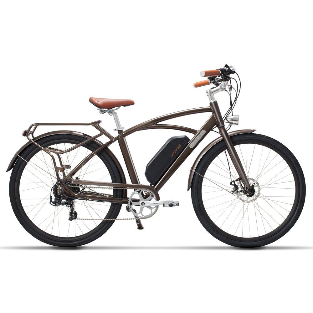 Elektrische fahrrad 48V high speed motor elektrische straße fahrrad Retro ebike leichte rahmen Bequem sattel straße
