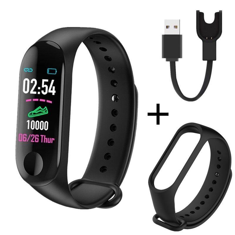 Bluetooth Sport montre intelligente hommes femmes Smartwatch pour Android IOS Fitness Tracker électronique bande d'horloge intelligente Smartwach