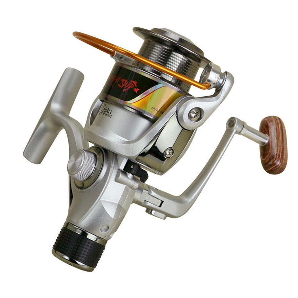 ECR2000-7000 12BB haute puissance engrenage 5.2: 1 métal filature bobine tasse échange poignées pêche bobine pêche attirail ligne appât ECR