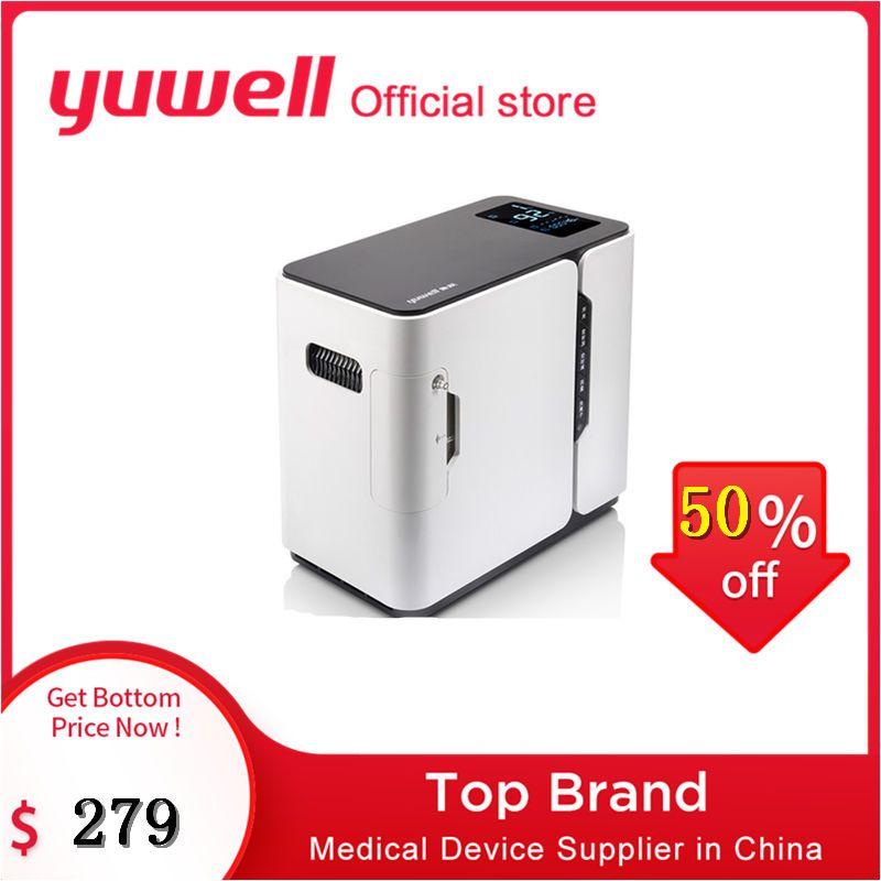 Yuwell YU300 Sauerstoff Konzentrator Generator Werden Gute Für Ventilator Schlaf Sauerstoff Konzentrator Medizinische Ausrüstung Hohe Konzentration