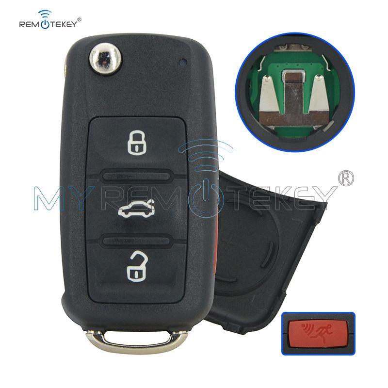 Remtekey 5K0837202R 315mhz 3 Taste Auto Remote Key Nbg010180t Für Vw Beetle Passat Jetta Tiguan schlüssel
