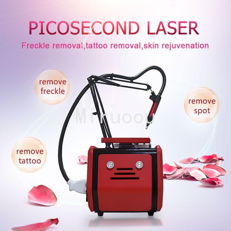 2000mj Touchscreen Q Schalter Nd Yag Laser Tattoo Entfernung Maschine Pigmente Entfernung Narbe Akne Entfernung 1064nm 532nm 755nm Q schalter