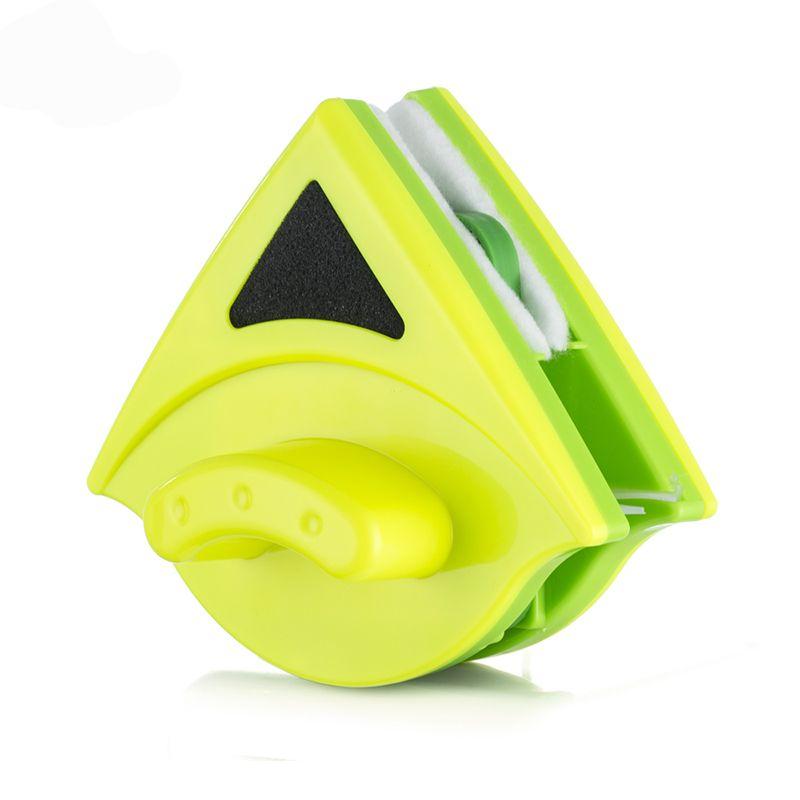SDARISB brosse de nettoyage en verre Double face aimants de nettoyage de vitres magnétiques outils de nettoyage ménagers essuie-glace brosse de Surface utile