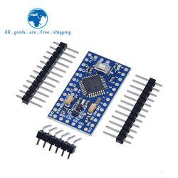 Pro mini Atmega328 Pro Mini 328 Mini ATMEGA328 3.3V 8MHz 5V 16Mhz for Arduino Compatible Nano