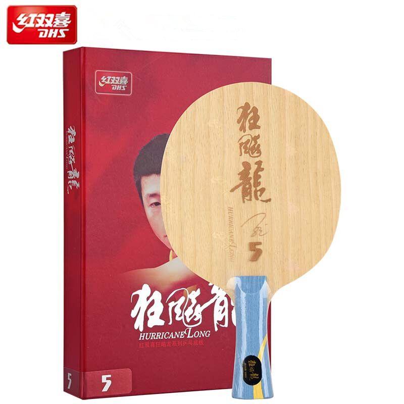DHS Hurrikan Ma Lange 3/Lange 5/Lange 5x Original Arylate Carbon ALC schläger tischtennis-blatt ping pong bat paddel