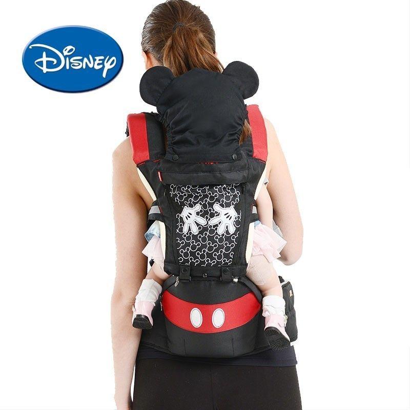 Disney Atmungsaktive Multifunktions Vorne Baby Carrier Infant Baby Sling Rucksack Pouch Wrap Disney Zubehör