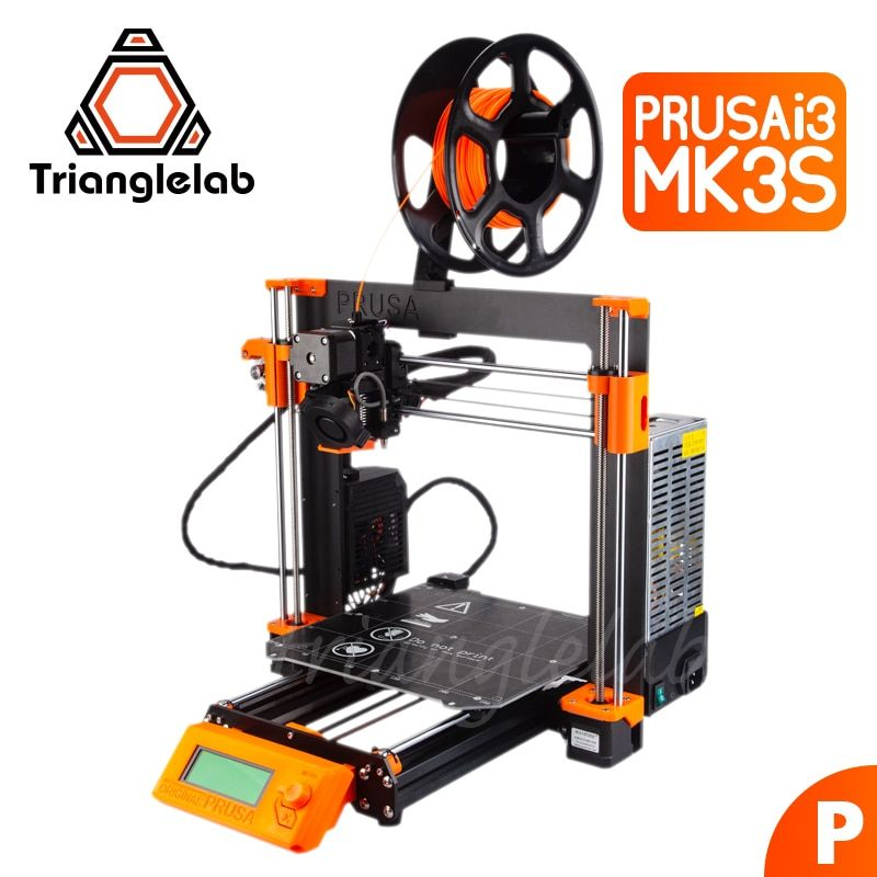 Trianglelab Geklont Prusa I3 MK3S full kit (ausschließen Einsy-Rambo board) 3D drucker DIY MK2.5/MK3/MK3S