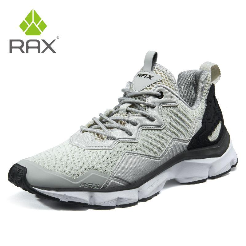 RAX Mann Im Freien Laufschuhe Atmungsaktive Sport-Turnschuhe für Männer Licht Fitnessraum Laufschuhe Männlichen Trekking Schuhe Outdoor Wanderschuhe