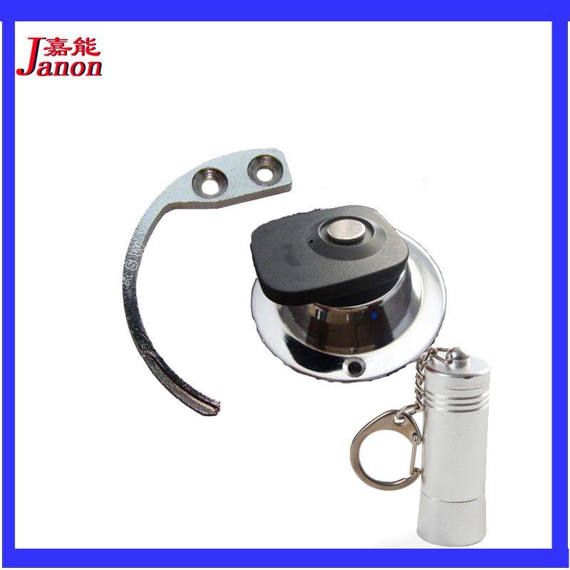 EAS magnétique dur tag détacheur, stoplock détacheur, détacheur crochet remover 3 pièce/ensemble mini détacheur eas promotion