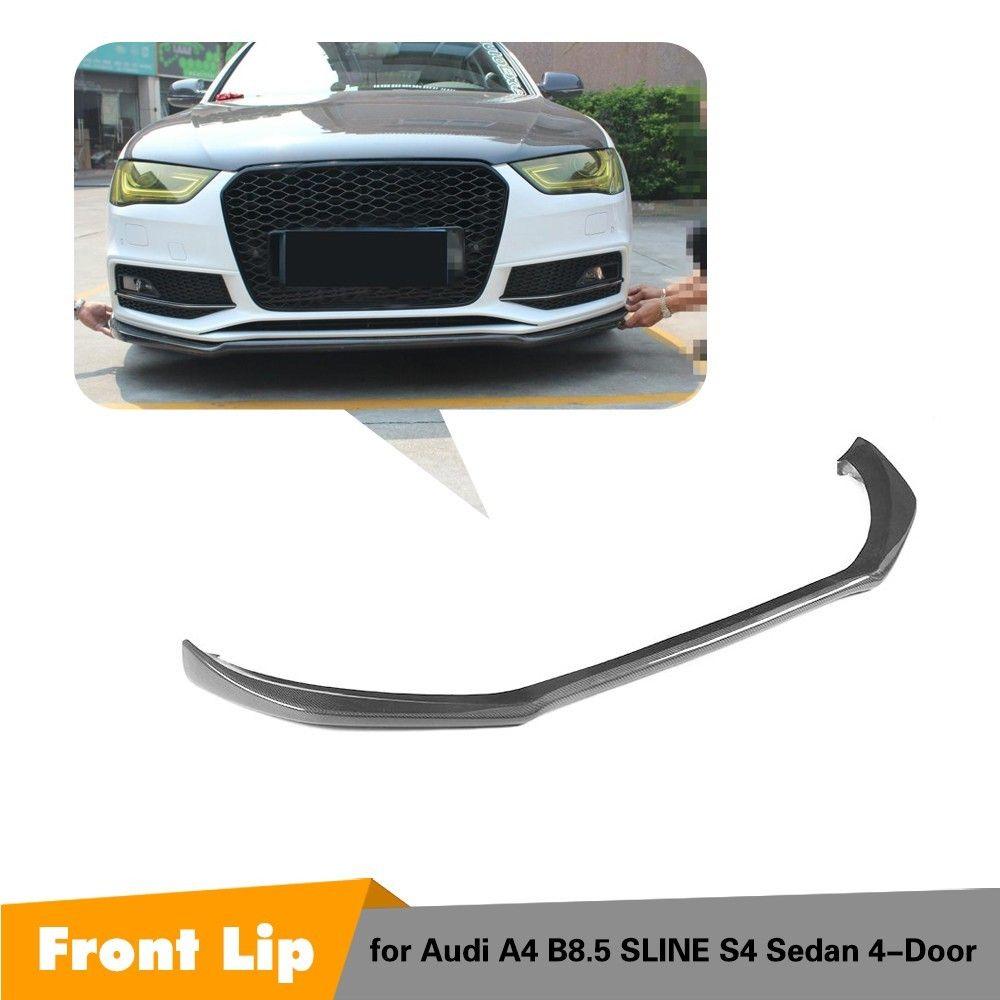 Carbon Faser Für Audi A4 Sline/S4 2013-2016 Frontschürze Lip